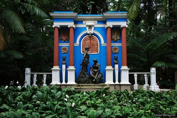 Monumento Aos Intendentes Municipais - Belém do Parà, fonte: Carlos Macapuna /Flikr