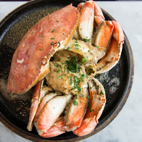Garlic Chili Dungeness Crab