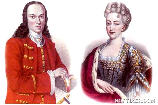 TSarevich-Aleksey-Petrovich-i-printsessa-SHarlotta