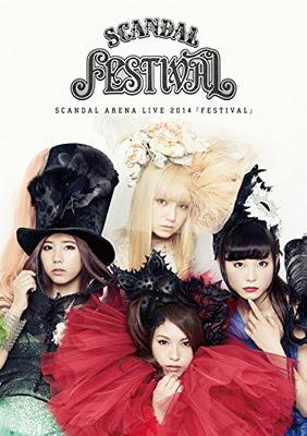 [TV-SHOW] SCANDAL ARENA LIVE 2014 「FESTIVAL」 (2015/01/14)