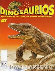 P00047 - Dinosaurios #47