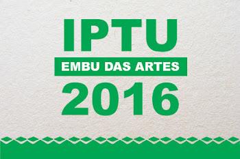 Prefeitura inicia a distribuição dos carnês do IPTU 2016