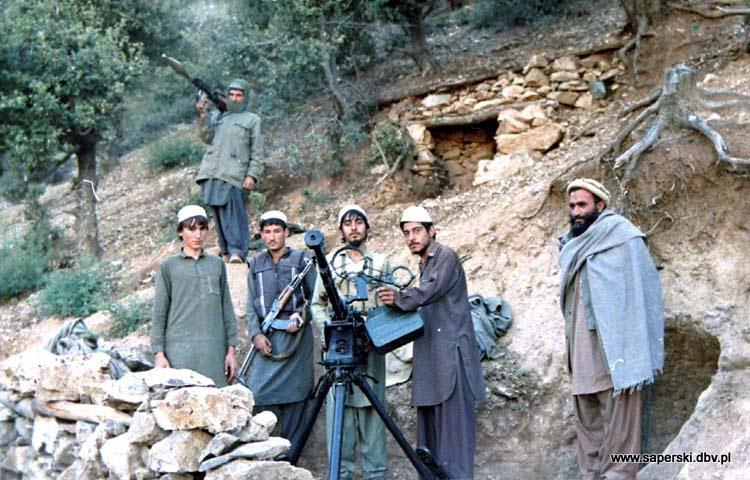 interwencja w Afganistanie