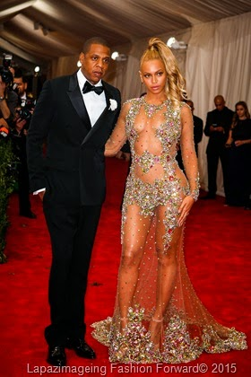 Jay-Z and Beyonce in Givenchy