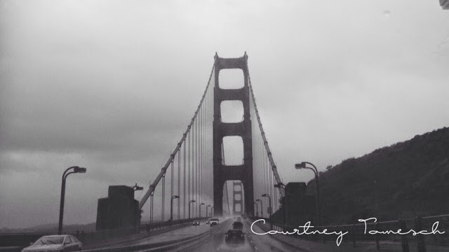 San Francisco California Golden Gate Bridge