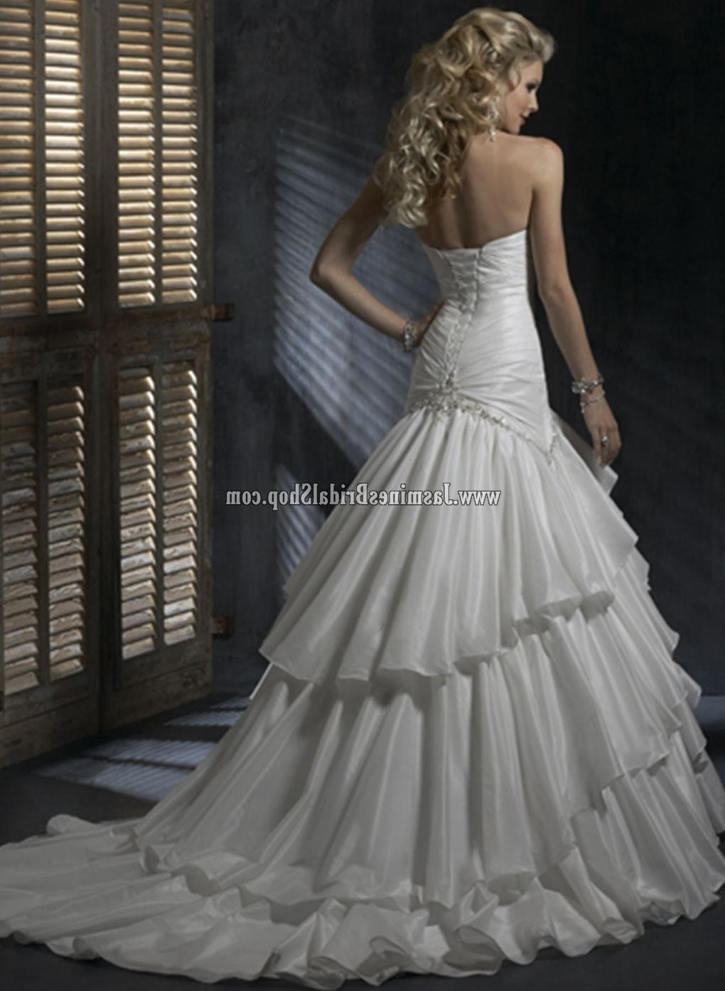 Jenna Bridal Gown  2011