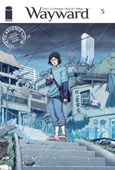 Actualización 04/11/2015: Wayward - Honorable M. tradumaqueta y nos entrega el tercer número de esta serie de Image.