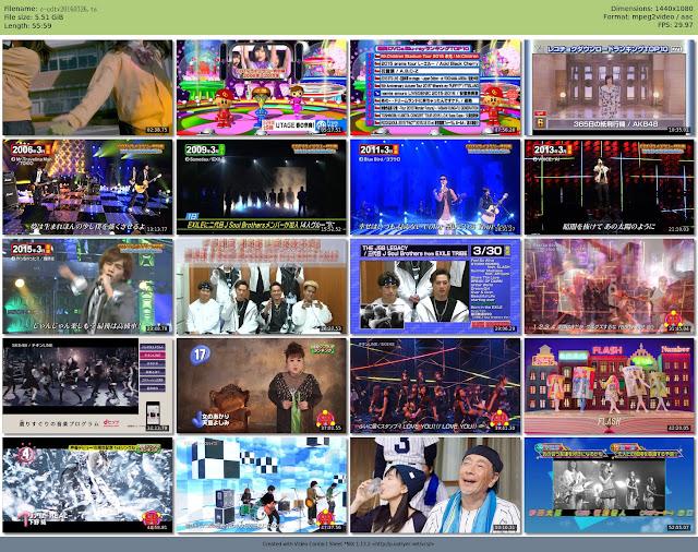 [TV-Variety] CDTV – 2016.03.26 (TS/5.5GB)