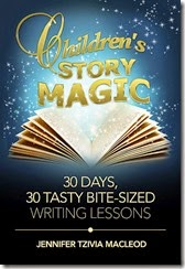 cover of Children's Story Magic Writing Course, by Jennifer Tzivia MacLeod