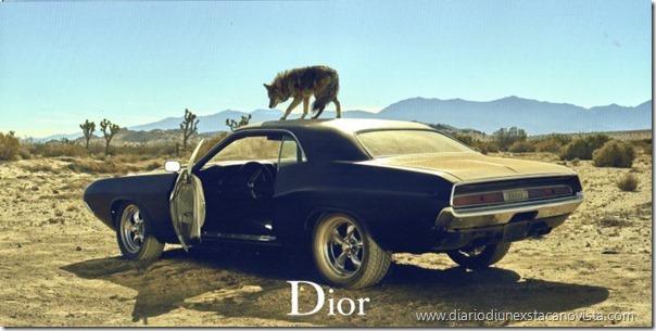 dior sauvage spot