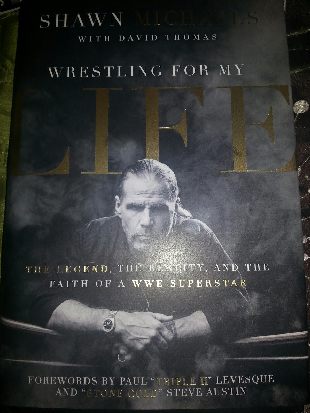 wrestling for my life the legend the reality and the faith of a wwe superstar
