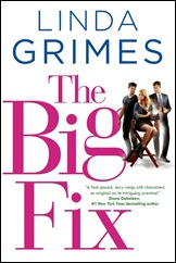 The Big Fix - Linda Grimes