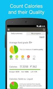 Fooducate Weight Loss Coach- screenshot thumbnail