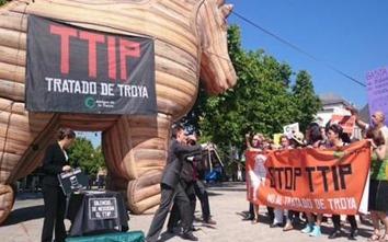 TTIP Caballo de Troya
