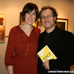 Cristina Sánchez Rivas (Directora Técnica) y José Luis Ruiz del Puerto (Director Artístico)