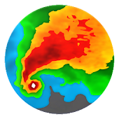 4.  NOAA Weather Radar & Alerts