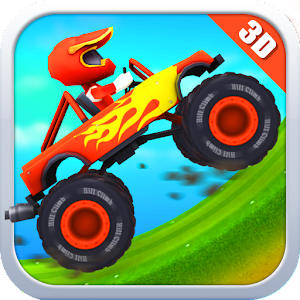Hill Racing 3D: Uphill Rush Icon