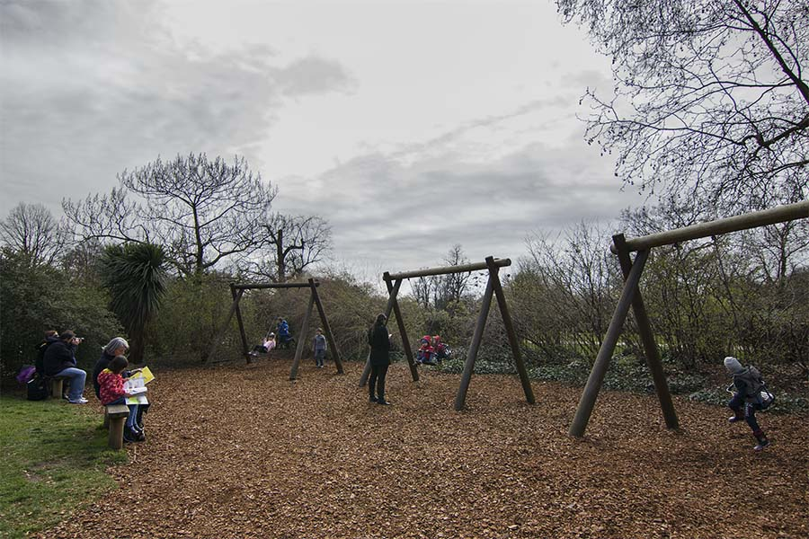 Diana Memorial Playground, Londres