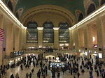 Grand Central at rush hour