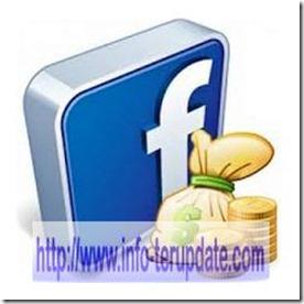 Trik Dapat Uang Dari Facebook