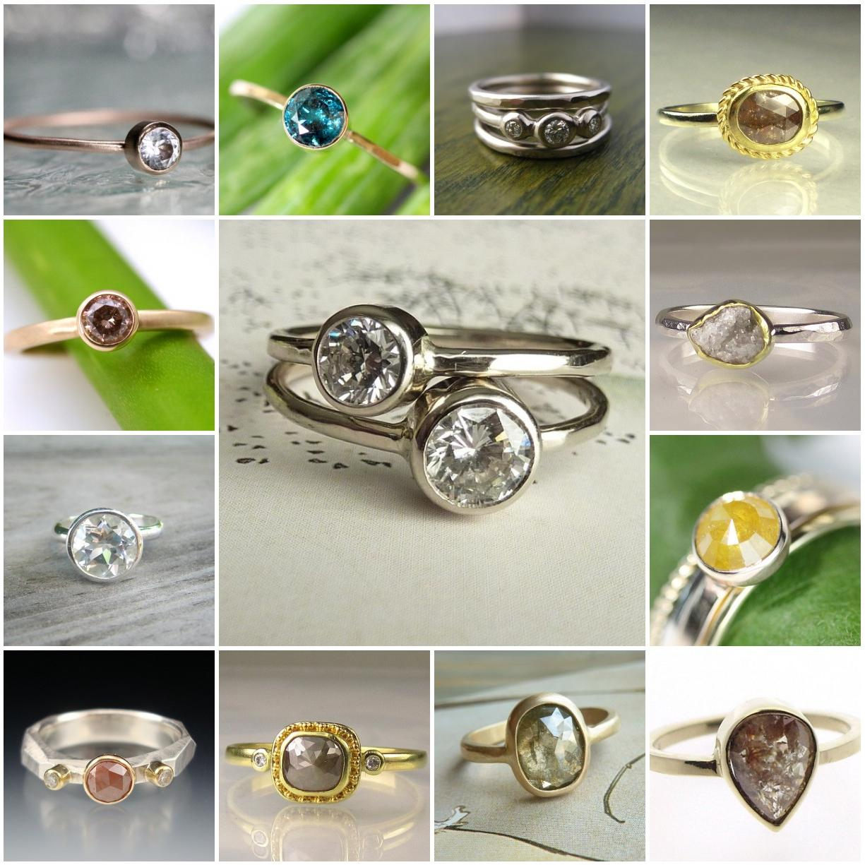 rings products floral custom in gold nyc unqiue anastasia engagement free bridal rose dana halo walden nature seamless design inspired conflict unique diamond milgrain