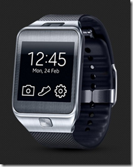 Projektissa käytetty älykello: Samsung Gear Live