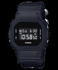 Casio G Shock : DW-5600BBN
