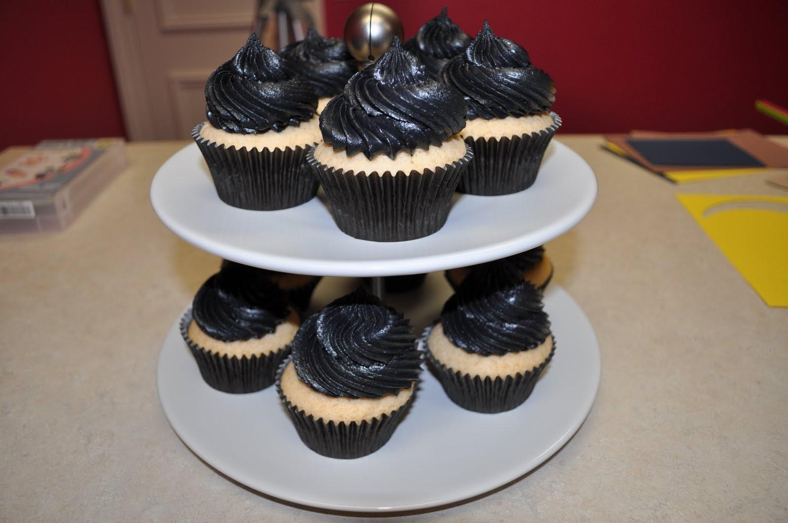 Party Cupcake Centerpiece
