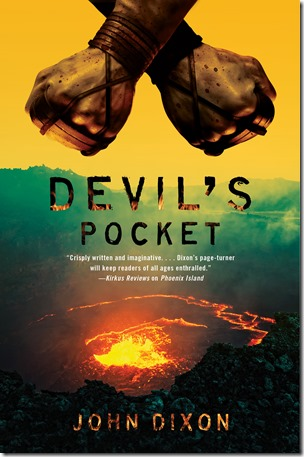 Devil's Pocket Cover Newer