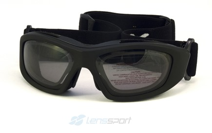 Rudy Project Guardyan Matte Black  Lente ImpactX Polarized Photochromic Grey_izq_HD