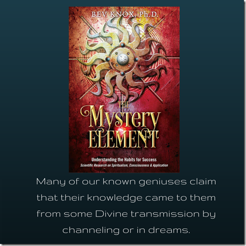 The Mystery Element