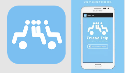 Image of How Does Friend Trip App Works