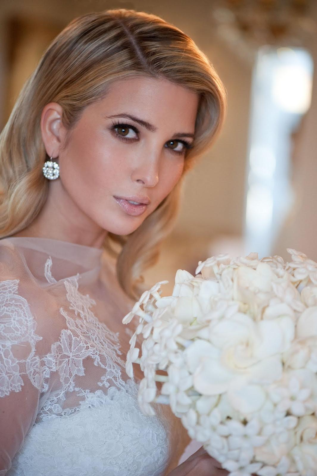ivanka trump wedding makeup