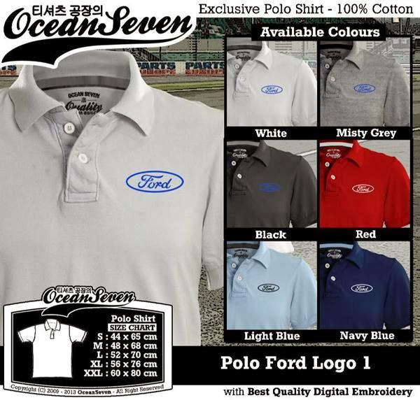 POLO Ford Logo distro ocean seven