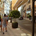Calle Reyes Catolicos - główna ulica Granady