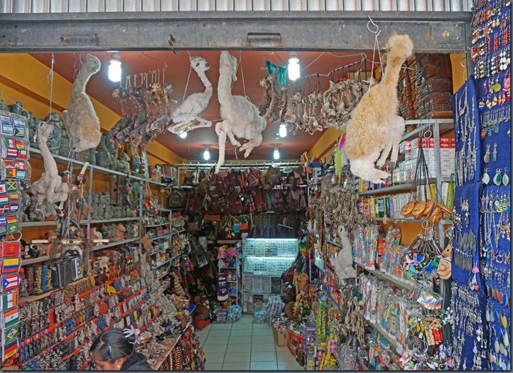 La Paz Hexenmarkt