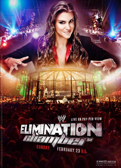 The Then 'Elimination Chamber' Is Now 'Fast Lane'