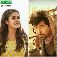Nayanthara - Vikram Pairs For The First Time For Anand Movie