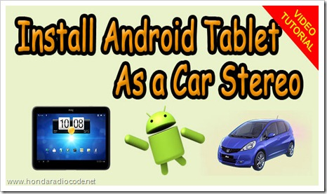 car-tablet
