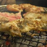 魚下巴烤好了!真的很好吃,可能是因為比較多脂肪的關係,吃起來很嫩滑的感覺。