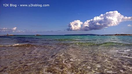Punta Espalmador - Formentera