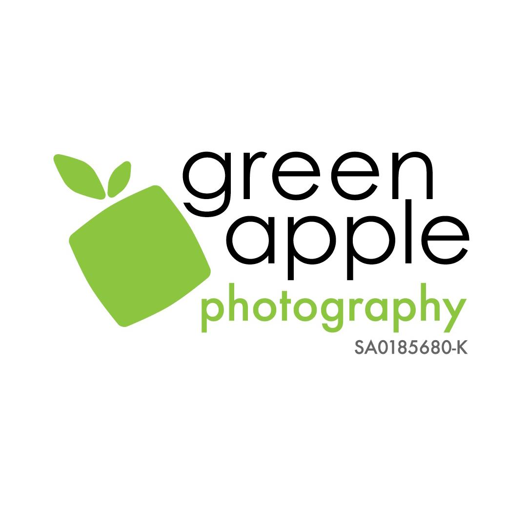 green apple wedding theme