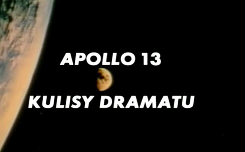 Apollo 13. Kulisy dramatu / Apollo 13 (1995) PL.TVRip.XviD / Lektor PL