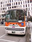 ハチ公バス(丘を越えてルート/上原・富ケ谷ルート)