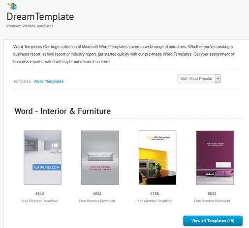 drem-templates