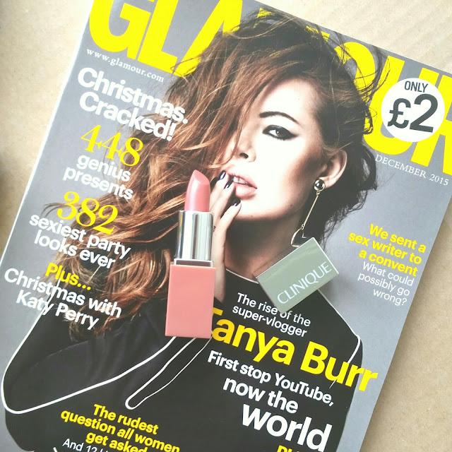 UK Magazine freebies November 2015