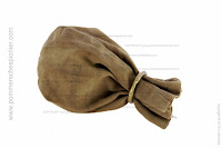 Linen Tobacco Pouch