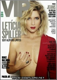 Download Revista VIP Leticia Spiller – Maio 2015