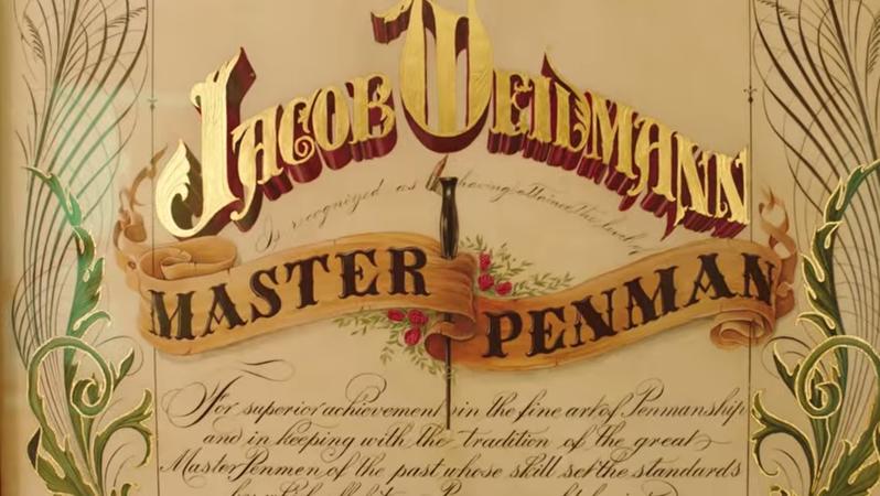 Video: el master penman más joven del mundo