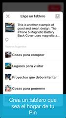 Cómo crear un tablero en Pinterest
